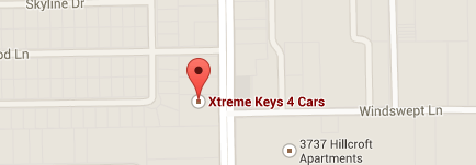 Xtreme Keys 4 Cars South