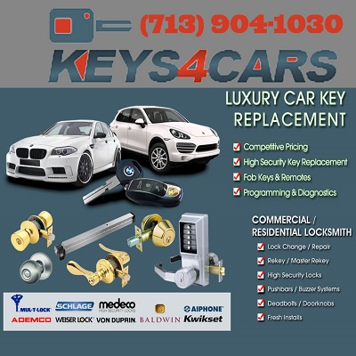 Xtreme Keys 4 Cars Mobile » Top Locksmith Houston